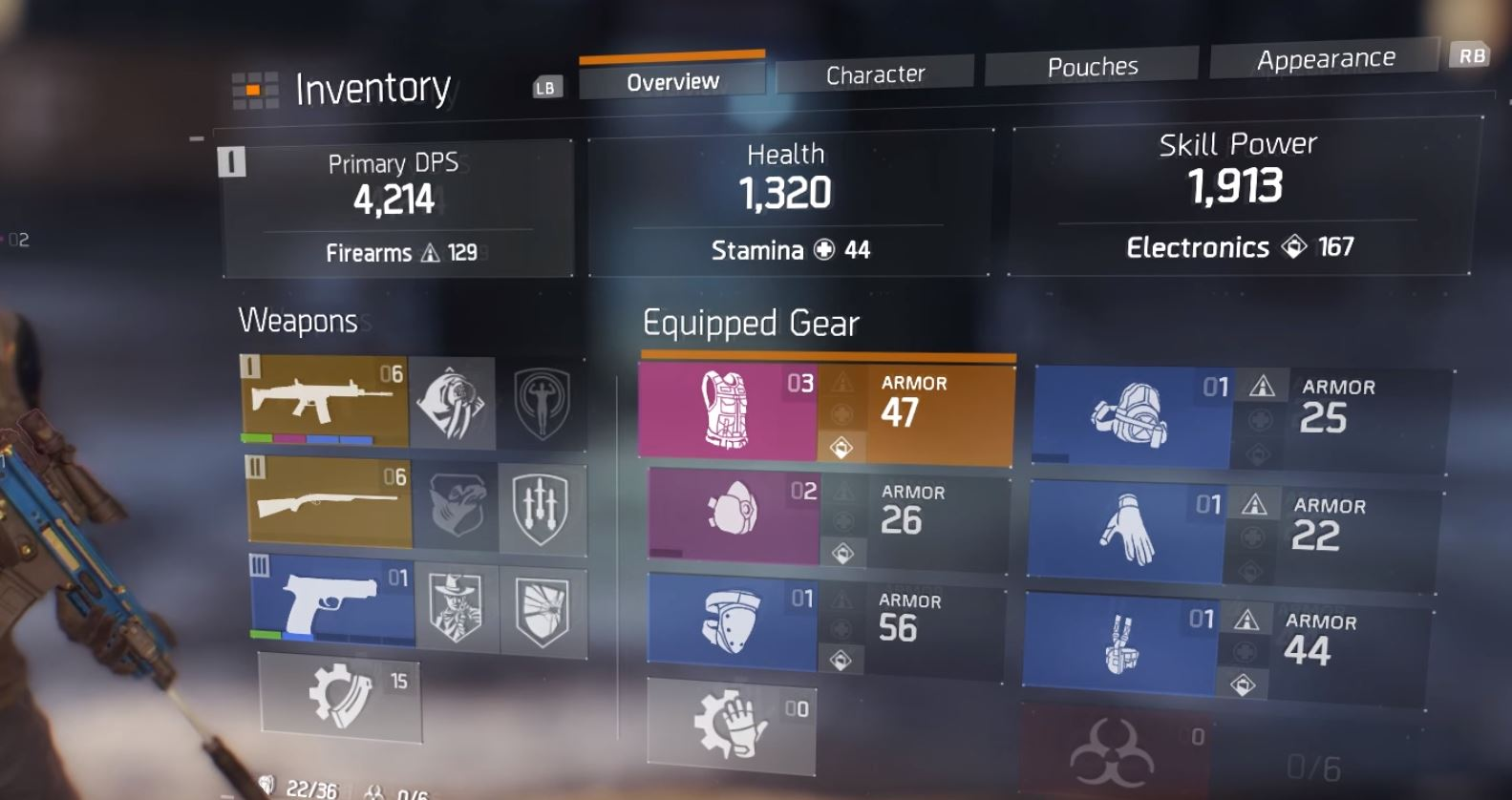 the-division-gear