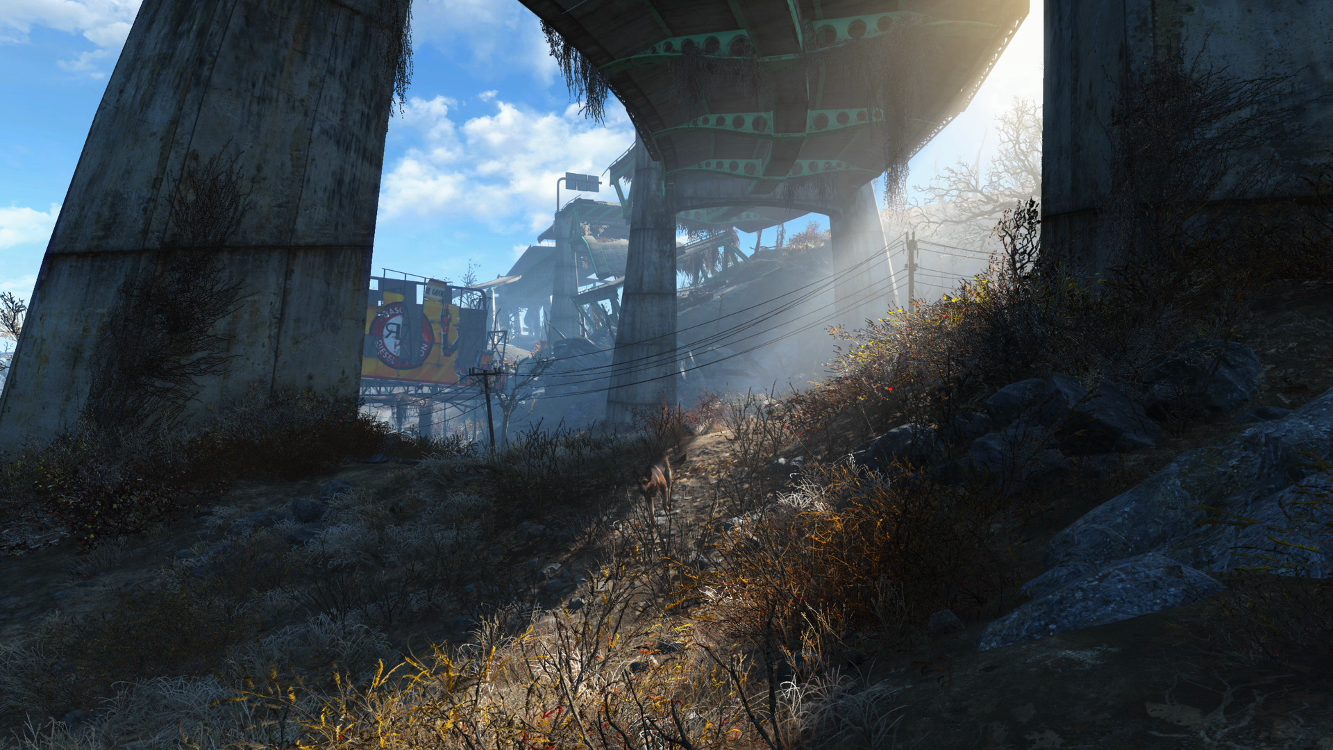 Fallout 4 survival mode is out on PC