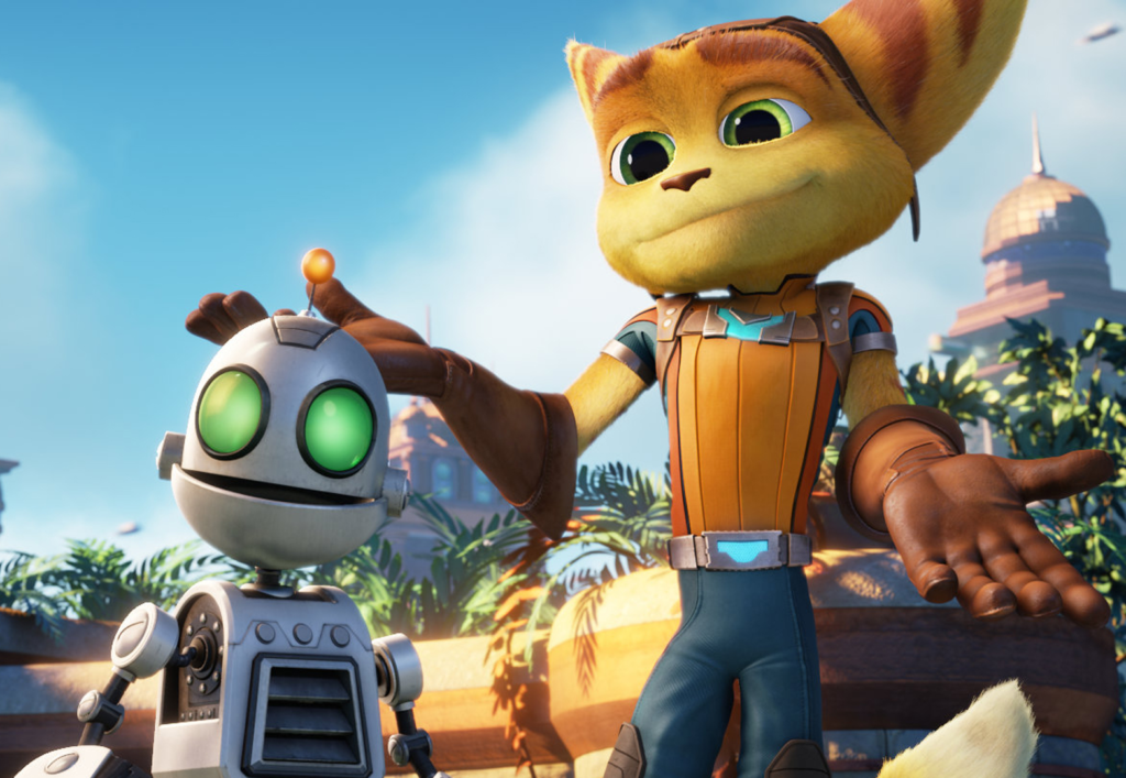 Ratchet and Clank trophies revealed