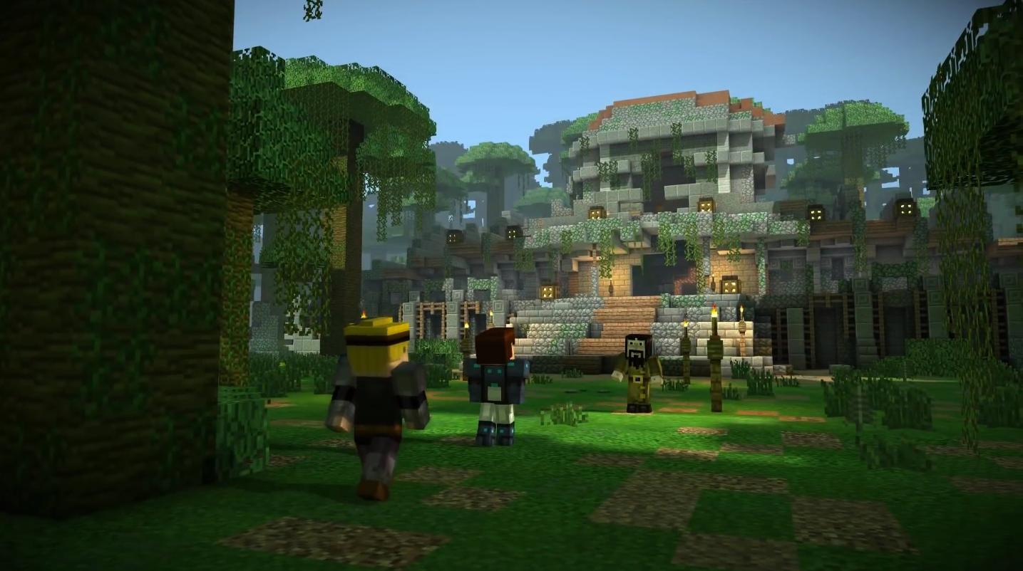 minecraft: story mode episode-5