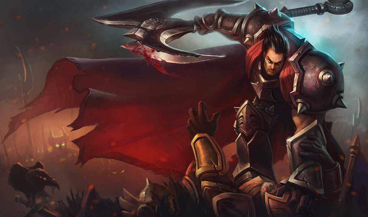 League of Legends Darius