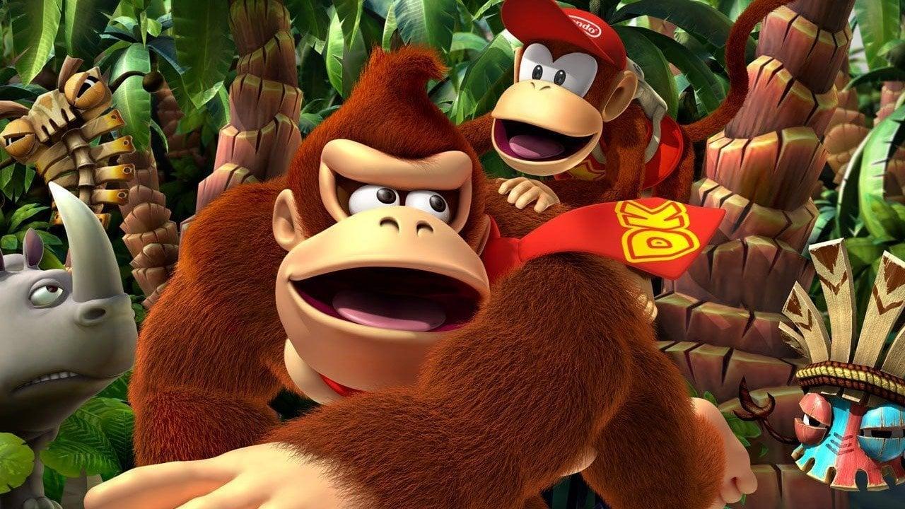 Donkey Kong Country Returns E3