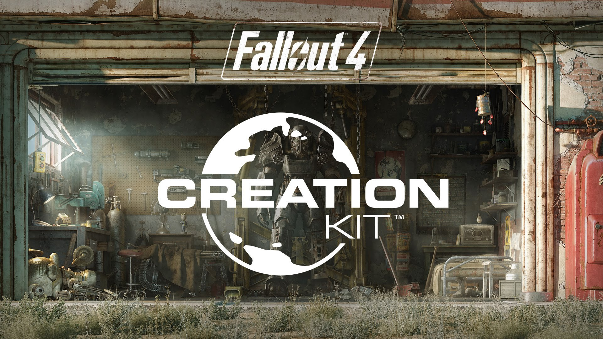 Fallout 4 Creation Kit launches, mods coming to consoles soon