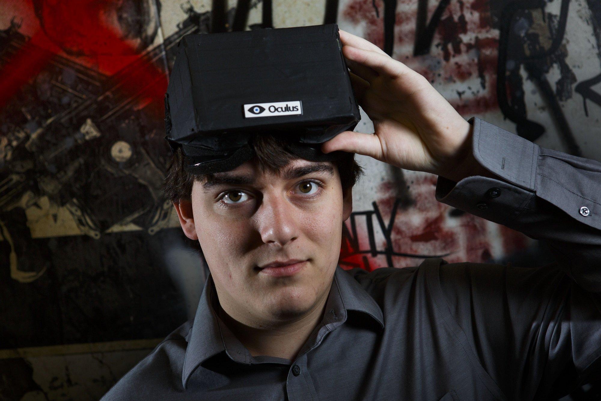 Palmer Luckey, Oculus Rift