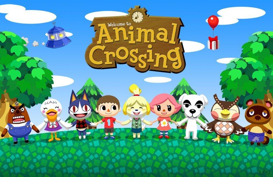 Nintendo Animal Crossing mobile