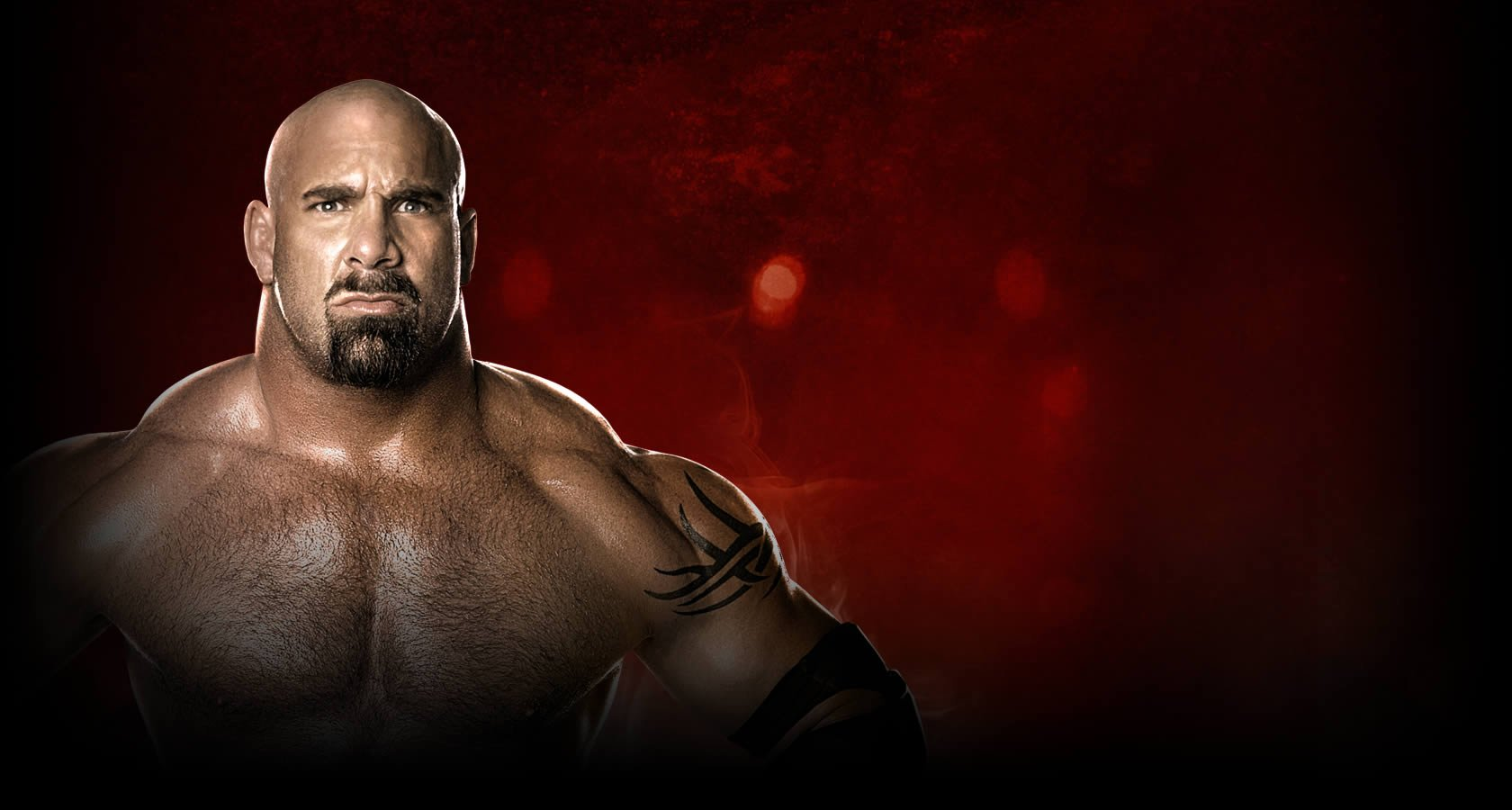 WWE 2K17 Goldberg