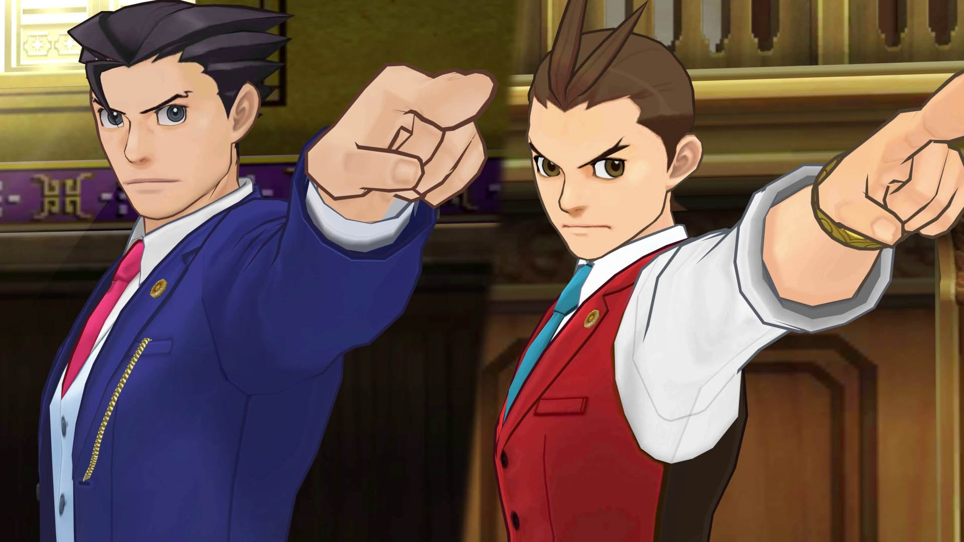 New english trailer for Ace Attorney: Spirit of Justice with release date | Gamespresso
