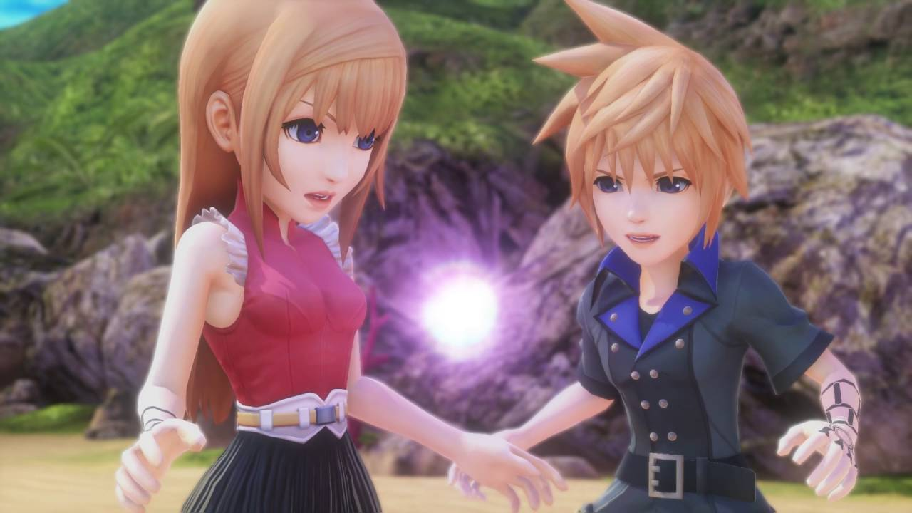 world of final fantasy has received a new trailer and release date gamespresso. Black Bedroom Furniture Sets. Home Design Ideas