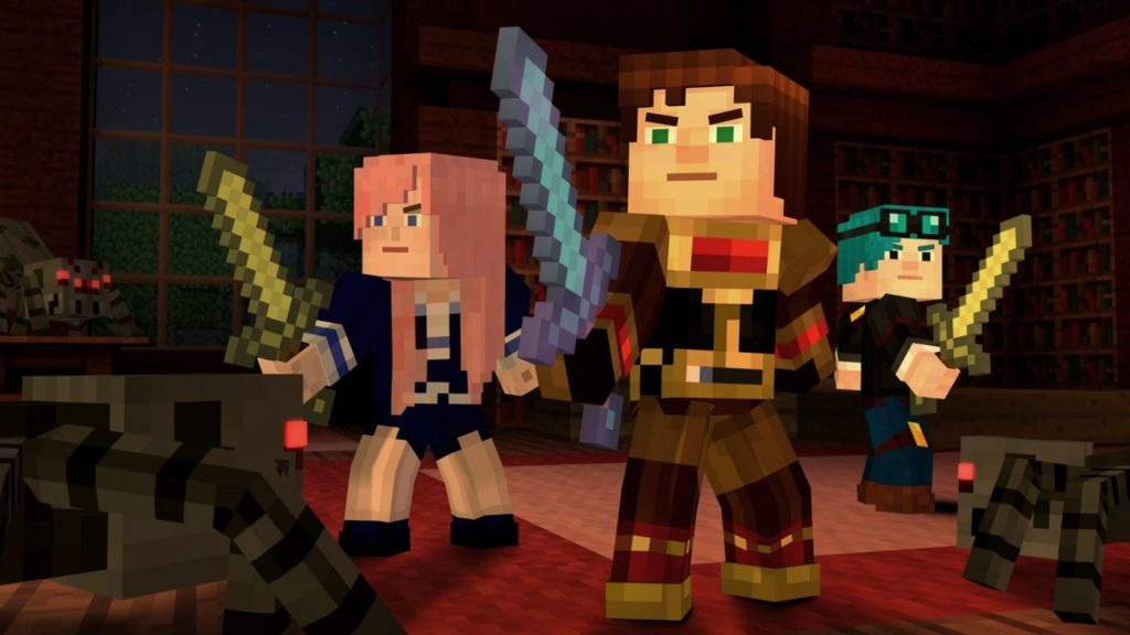 Minecraft: Story Mode Episode 6