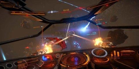 Frontier Developments, Space Sim