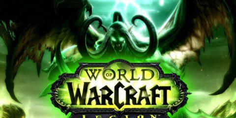 Blizzard WoW Legion
