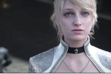 Kingsglaive Final Fantasy XV