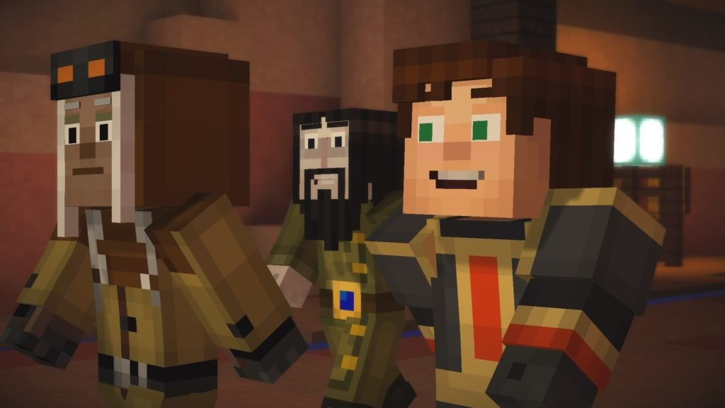 Minecraft Story Mode Episode 7