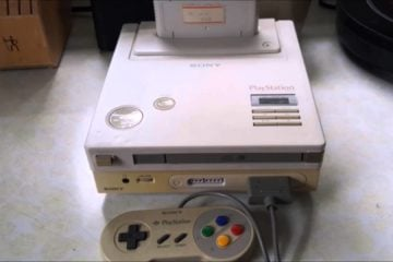 Nintendo PlayStation console