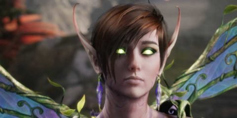 Paragon The Fey