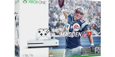 Xbox One S Madden Bundle
