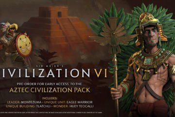 Civilization VI, Firaxis