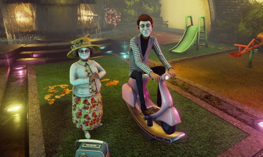 We Happy Few is available for Early Access now for $29.99. Full