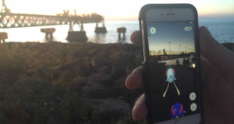 Pokemon GO Mobile Gaming
