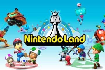 Theme Park, Nintendo Land, Nintendo,