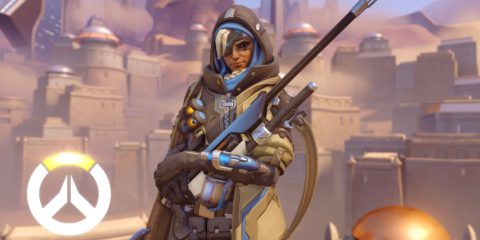 Ana, Overwatch, PTR,