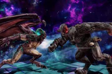 Killer Instinct, Gargos, Fighting