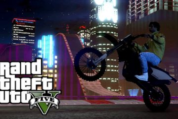 Grand Theft Auto Online, Cunning Stunts, Biker