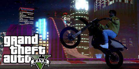 Grand Theft Auto Online, Cunning Stunts, Biker