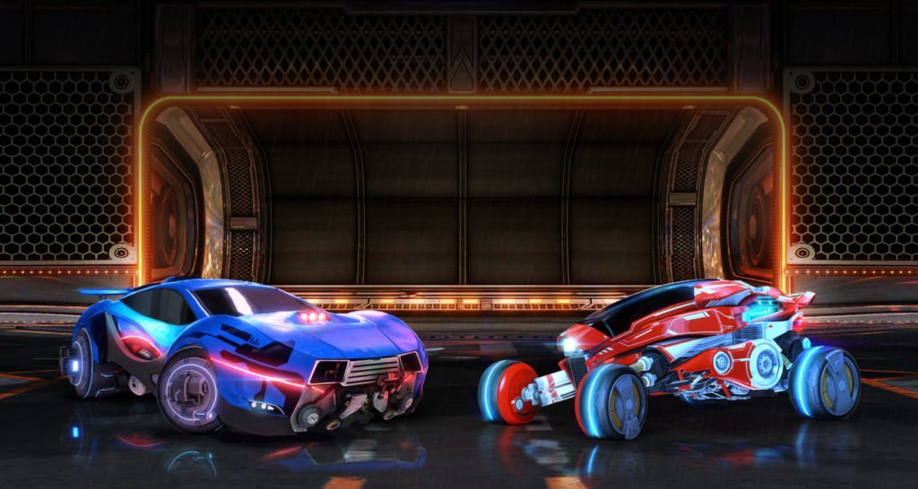 rocket league 4