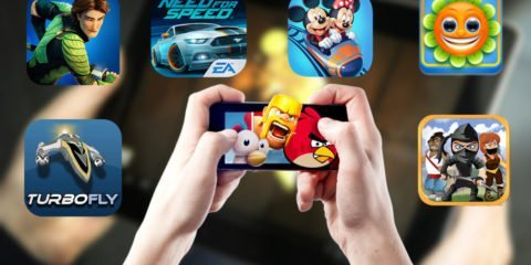 mobile gaming