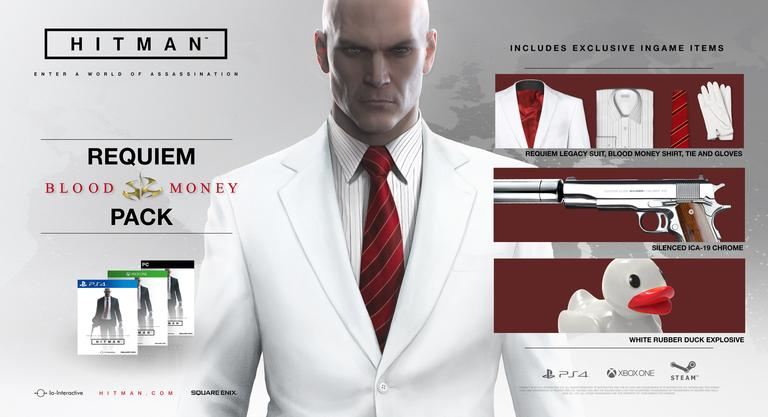 HitmanHitman Blood Money Pack