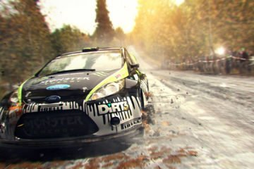 Dirt 3 Xbox One