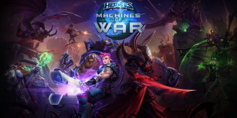 Heroes of the Storm Machines of War