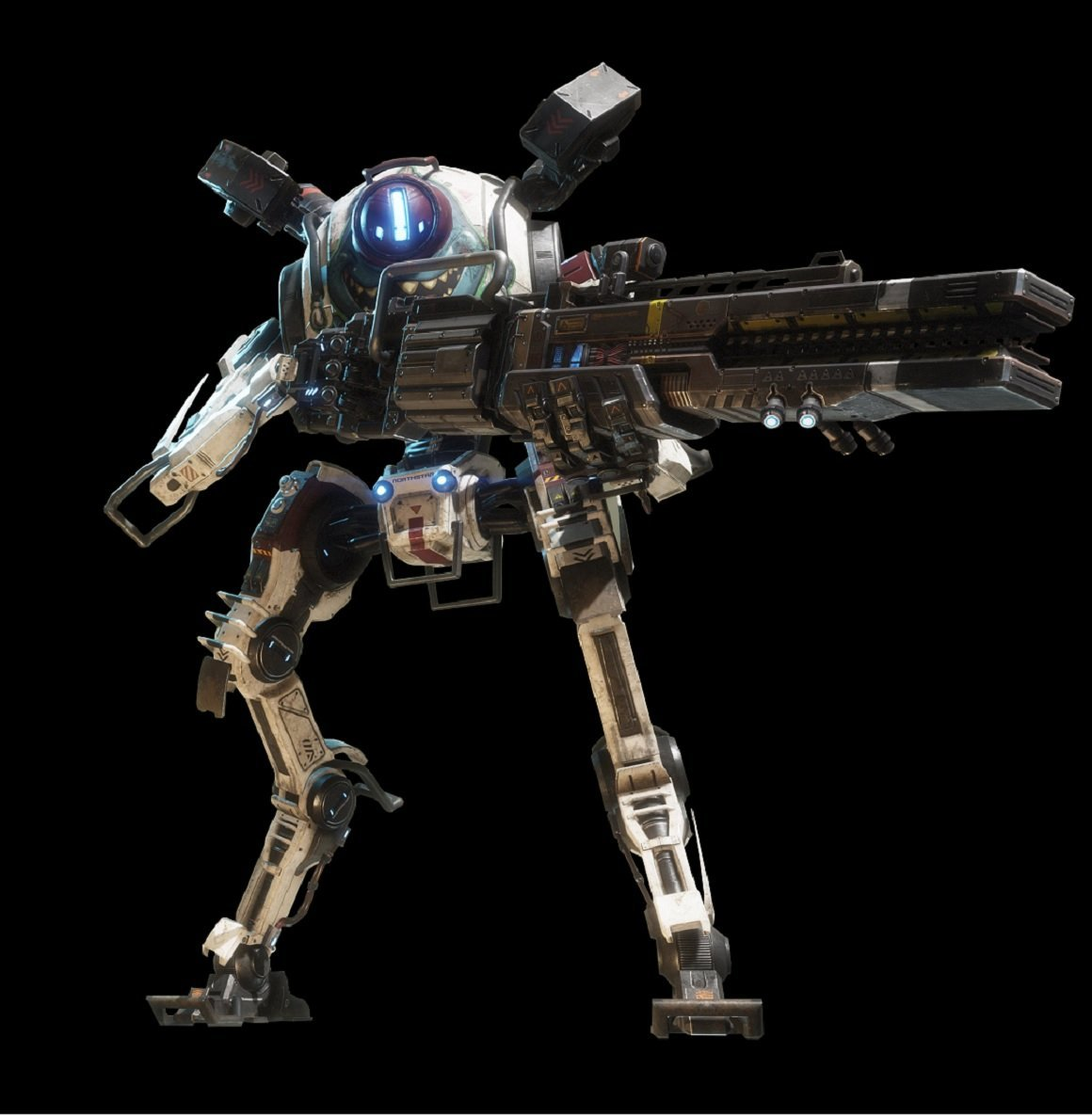 titanfall 2s final three titans have been revealed