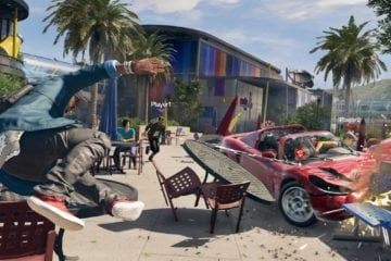 Watch Dogs 2 - Multiplayer campus