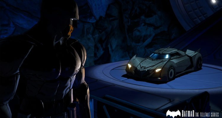 batman the telltale series crowdplay