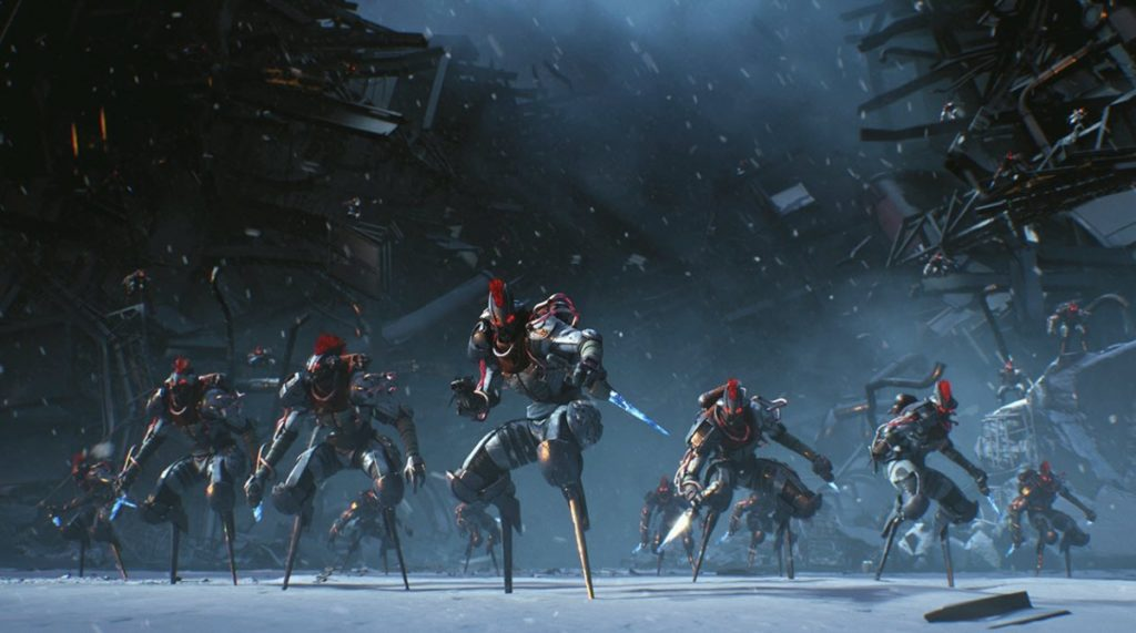 Destiny Rise of Iron Now Live, Servers Immediately Die