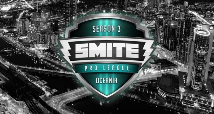 Pro League, Season 3, Split 2, Oceania