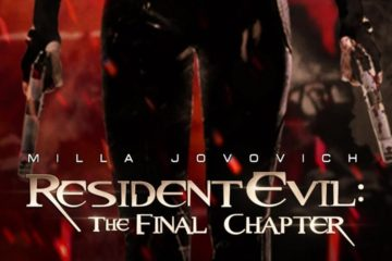 Mila Jovovich, The Final Chapter, Resident Evil