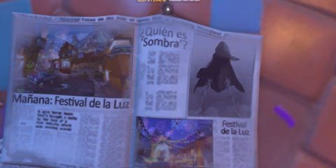 Overwatch, Newspaper, Dorado