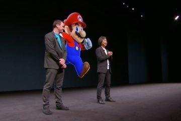 Mario Nintendo Miyamoto