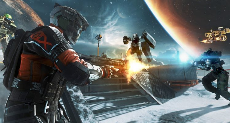 Call of Duty: Infinite Warfare Multiplayer