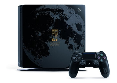 Final Fantasy XV ps4 slim bundle