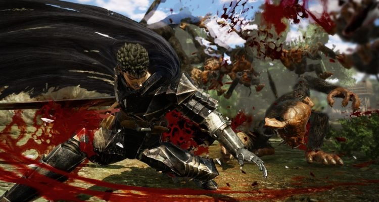 Berserk and the Band of the Hawk Musou