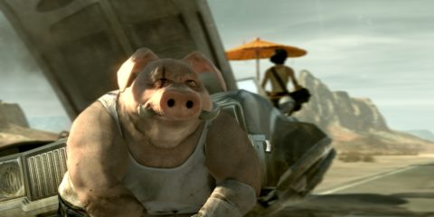 Beyond Good and Evil 2 Peyj