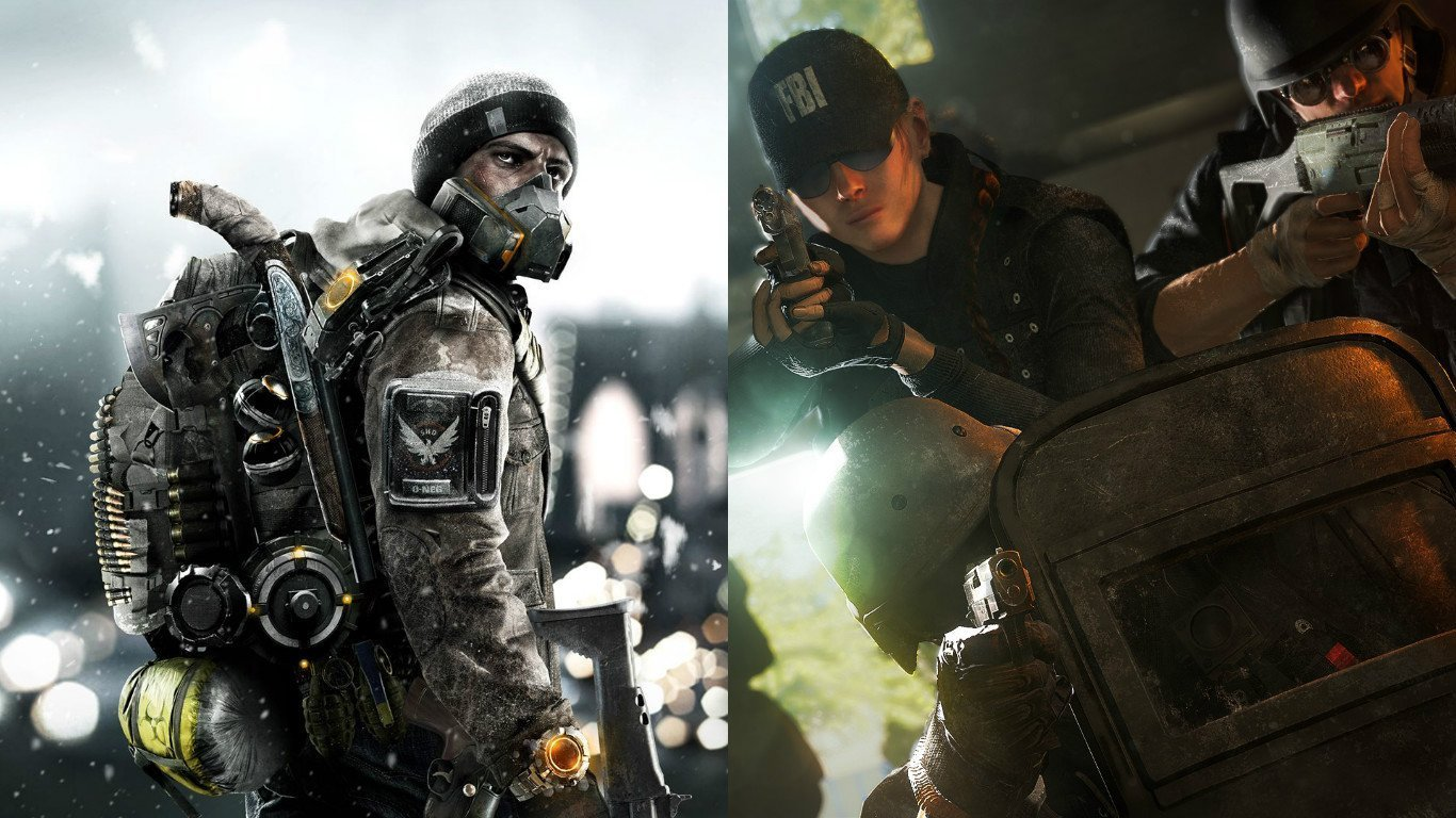 Ubisoft bundles The Division and Rainbow Six Siege for $80