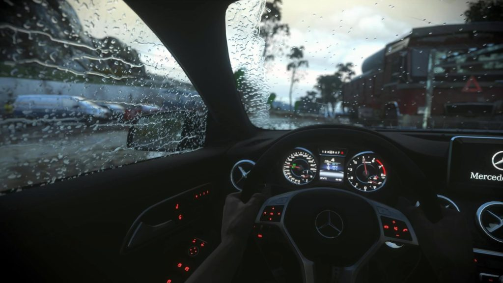 Driveclub Rain