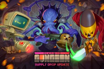 Enter the Gungeon Supply Drop Update