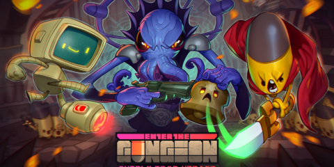Enter the Gungeon Supply Drop Update