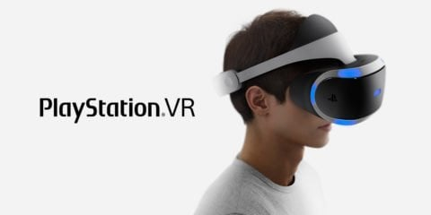 PlayStation VR Model